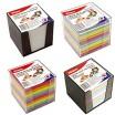 Блок цветной бумаги 90х90мм 900 листов Skiper