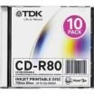 Коробка для CD диска Slim TDK