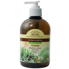 Жидкое мыло для рук Зеленая аптека 500мл Эльфа