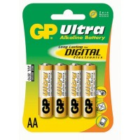 Батарейки GP 2шт (АА 1.5V 1500мА/ч) GP