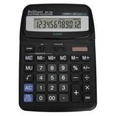 Калькулятор BS-710 12-разрядный Brilliant