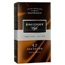 Кофе Cafe Espresso в зернах 250г Davidoff