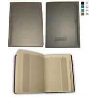 Телефонная книга 'Алфавитка' (100х140мм 272стр) BuroMax