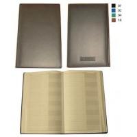 Телефонная книга 'Алфавитка' (137х215мм 224стр) BuroMax