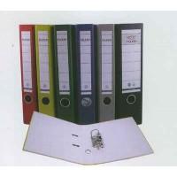 Папка-регистратор Prestige А4 5см желтая Axent
