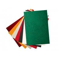 Обложка для биндера Colour А4 прозр.-зеленая D&A art