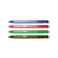 Механический карандаш с пластиковым шестигранным корпусом Skiper