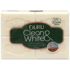Мыло хозяйственное Duru белое 125гр Ольвия-Бета