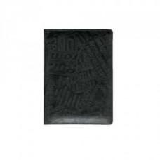Блокнот из кожзама (130х185мм 96л) Datum