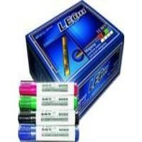 Маркер для доски TH3157 синий LEO