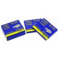 Скобы металлические №23/10 1000шт 30-70л BuroMax