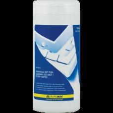 Антистатические салфетки для чистки техники BuroMax