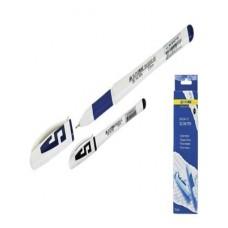 Ручка гелевая BM8340 синяя BuroMax