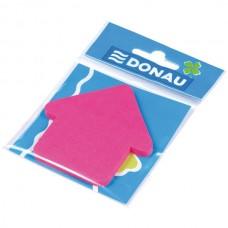 Бумага клейкая для заметок Donau 'Стрелка' 50л Donau