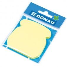 Бумага клейкая для заметок Donau 'Телефон' 50л Donau