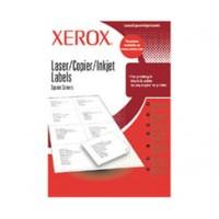 Наклейки для печати А4 (65шт на листе) Xerox