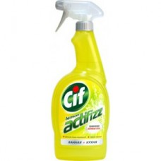 Крем чистящий Cif 750мл лимон Lever