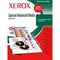 Наклейки для печати А4 (1шт на листе 50л/пач) Xerox