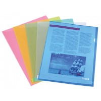 Папка для презентации голубая Delta by Axent