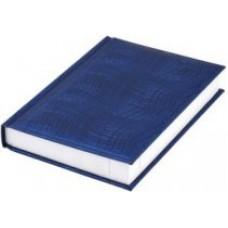 Ежедневник недатированный Wave синий Brunnen