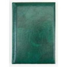 Ежедневник недатированный Wave зеленый Brunnen