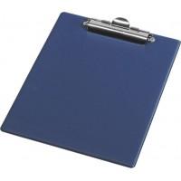 Клипборд планшет А5 с прижимным механизмом синий PantaPlast