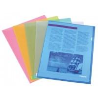 Папка для презентации синяя Axent