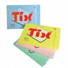 Бумага клейкая для заметок 76х76мм TIX