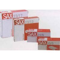 Скобы металлические №23/17 1000шт 90-160л SAX