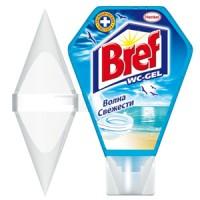 Гель-освежитель для туалетов Bref 200мл Henkel