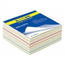 Бумага клейкая для заметок 76х51мм BuroMax