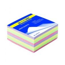 Бумага клейкая для заметок 76х127мм BuroMax