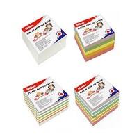Блок цветной бумаги 'Люкс' 95х95мм 500 листов Skiper