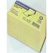 Бумага клейкая для заметок 100 листов 50х40мм Office Point